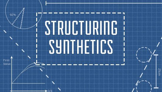 structuring synthetics