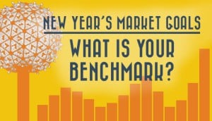 New Year's Market Goals: What Is Your Benchmark?