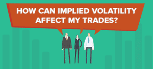 People with Talk Bubble: Implied Volatility