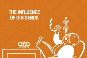 Influence of Dividends Monopoly Man (Large)
