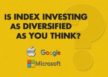 Is Index Investing As Diversified As You Think?